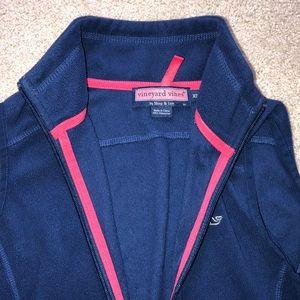 Vineyard Vines navy vest